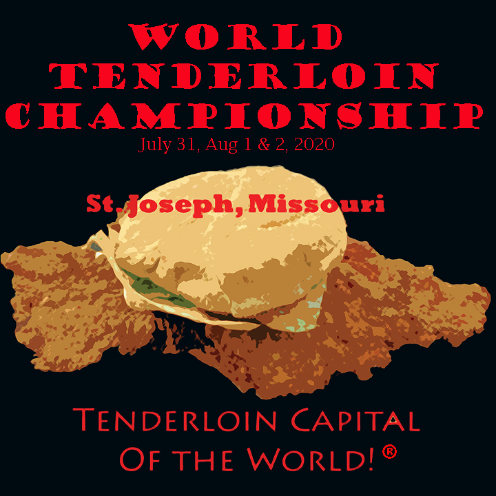 World Tenderloin Championship tenderloin graphic
