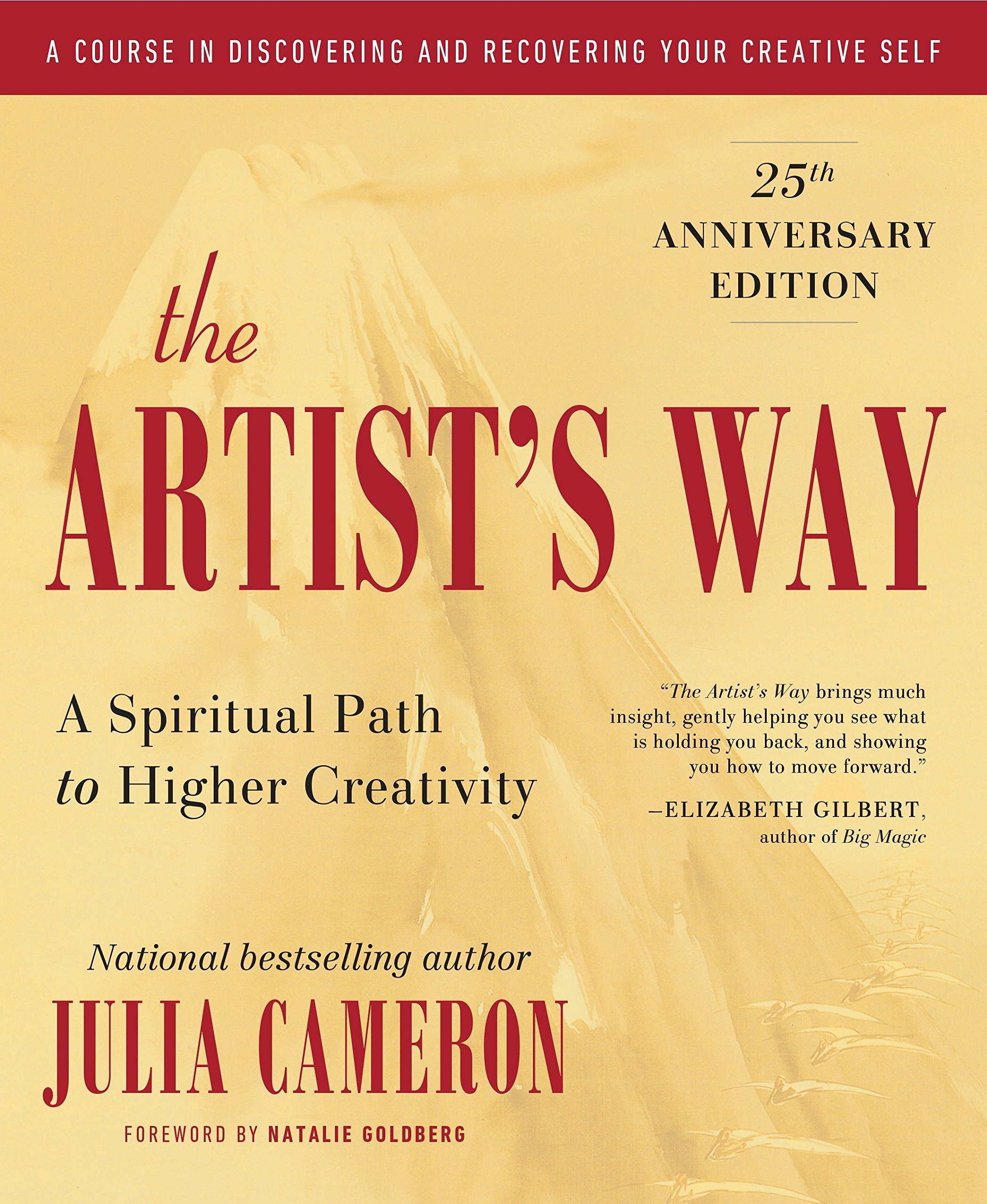 The Artists Way book cover