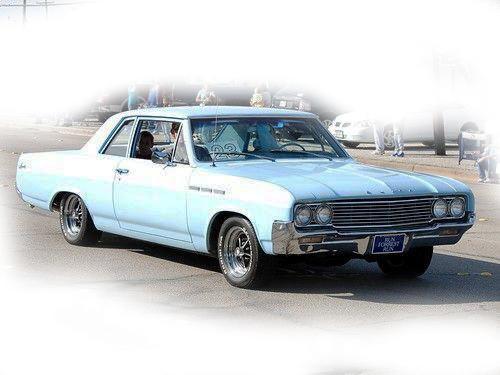 blue 69 Buick