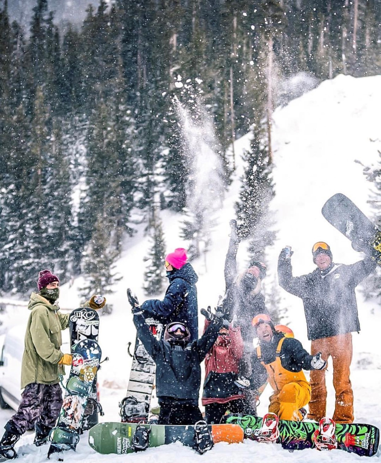 Mountain Vibez: Trip to Colorado & New Product Release