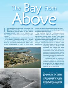 Bay From Above PDF