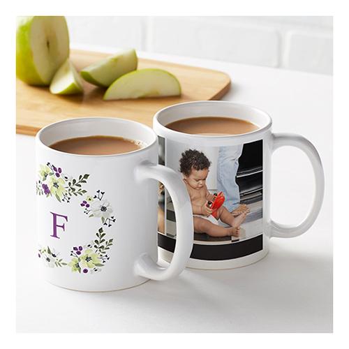 custom photo coffee mugs