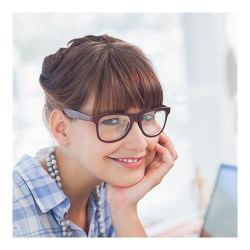 custom blue light glasses