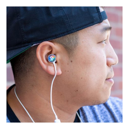 custom ear buds