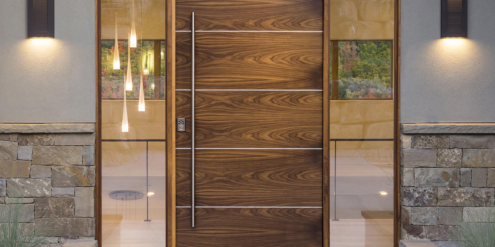Entryway door