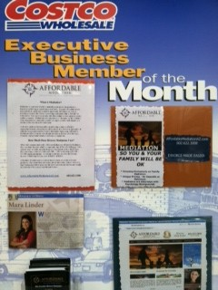 Affordable Mediation Executive Business of the Month