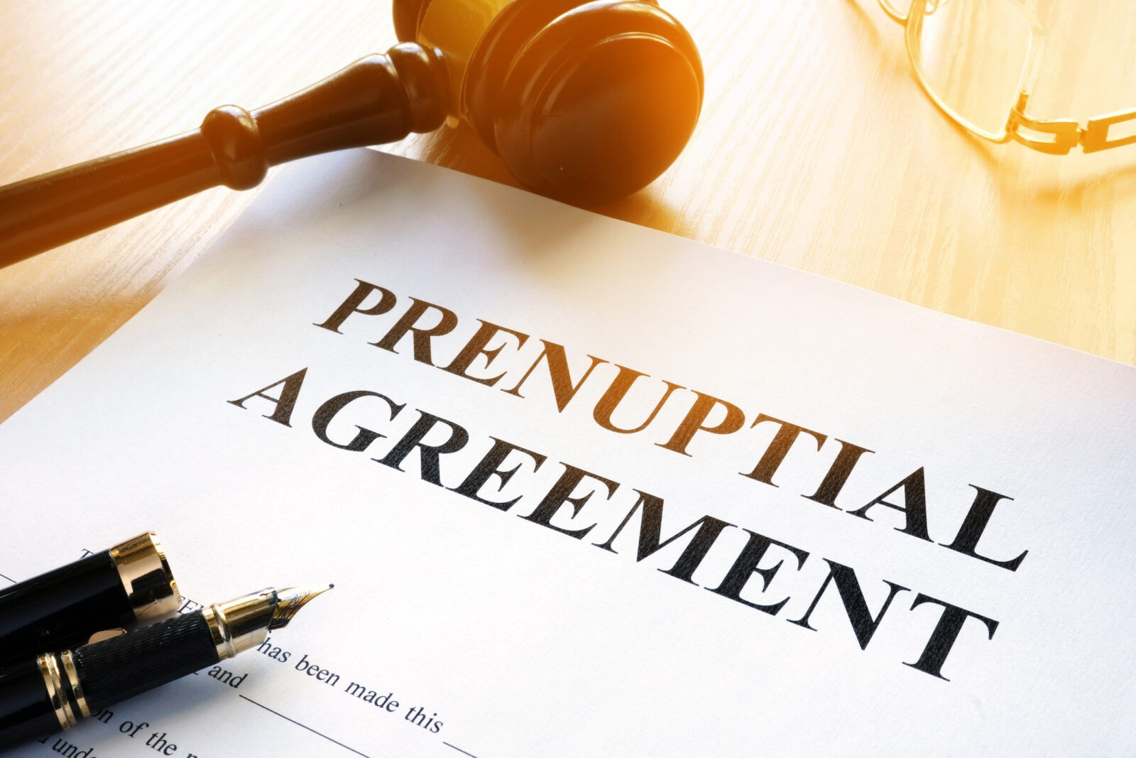 What You Need to Know About a Pre-Nup