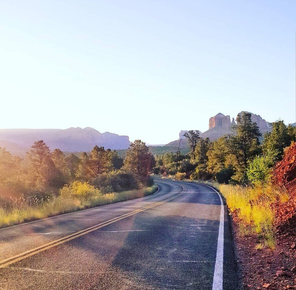 southwest road trip snapshot