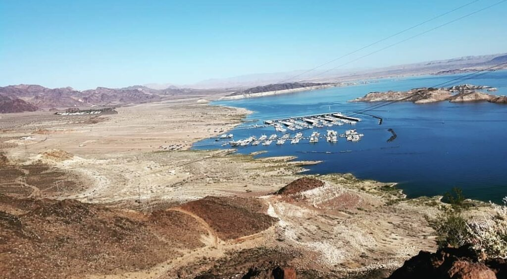 lake mead in post image