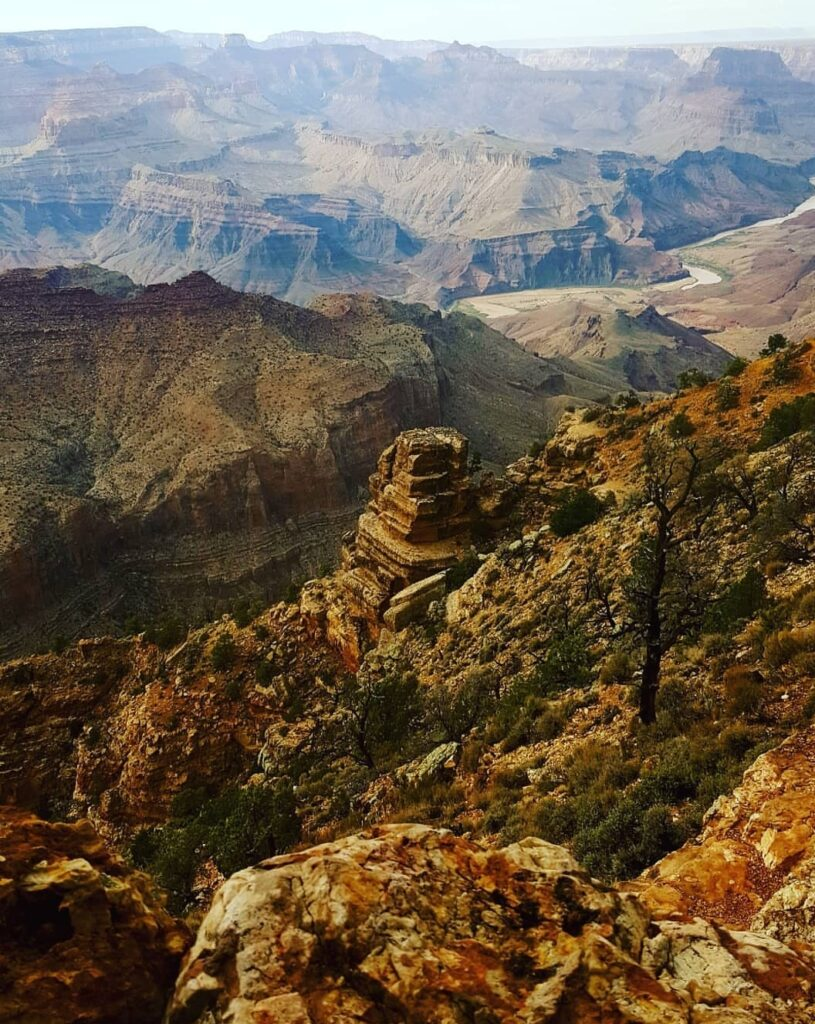 grand canyon road trip in post image