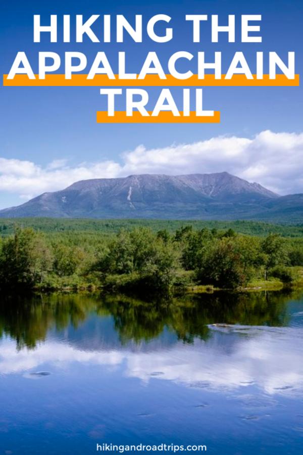 Hiking the entire Appalachian Trail (a tale from a thru-hiker) #hiking #hiker #appalachiantrail #nationalparks #hikingtrails #hikingtips #thruhiker #hikingadventures #hikingandroadtrips