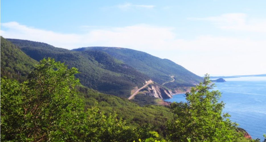 Cabot Trail Road Trip Featured Image