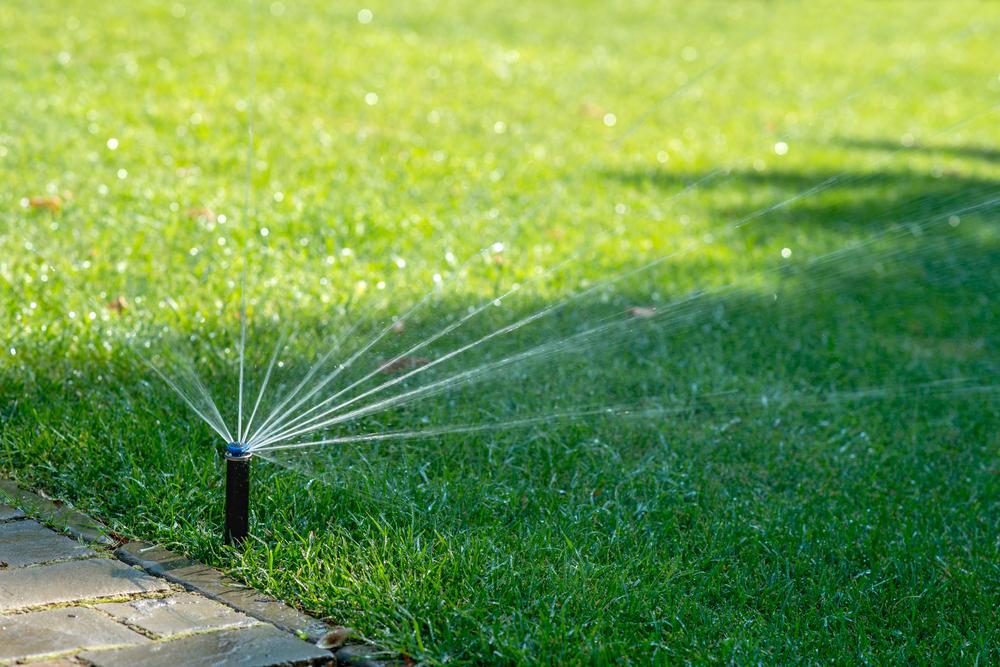 Lawn Irrigation System