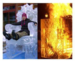 Medina Ice Festival 2020.Ohio Winter Festivals