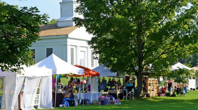 Celebrate Ohio Makers at Hale Farm & Village's Annual Made in Ohio Art & Craft Festival