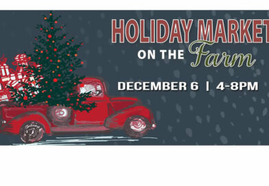 Fourth Annual Holiday Market on the Farm Returns December 6th