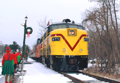 THE POLAR EXPRESS™ Train Ride Tickets Go on Sale to CVSR Members September 22