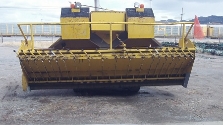 image of etnyre used chip spreader