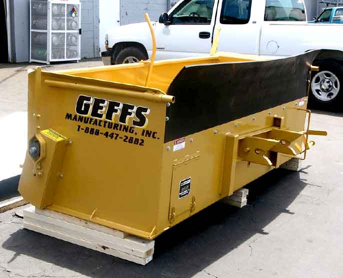 image of geffs rear tailgate spreader