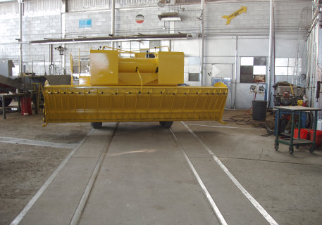 image of Chip Spreader Hydraulic System