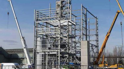 Templeborough Biomass Plant