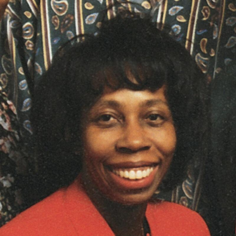 Charlotte Andrea Lewis Thomas