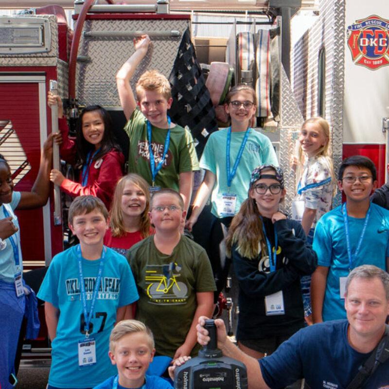 Kids Loved STEM Camp