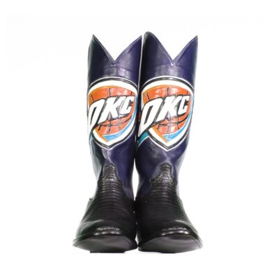 Oklahoma City Thunder Boots
