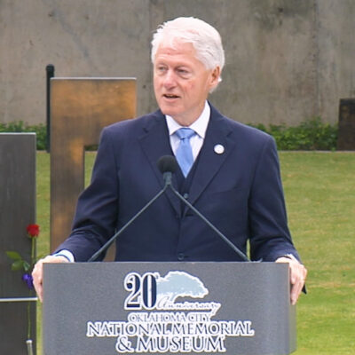20th Anniversary Remembrance Ceremony