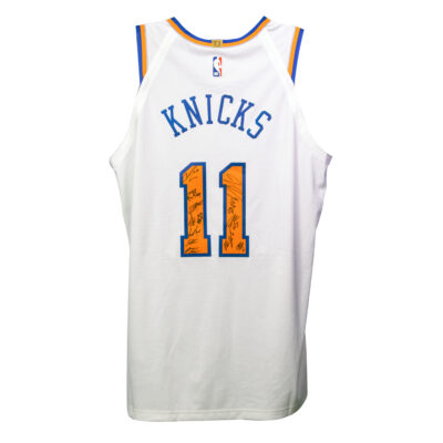 New York Knicks Signed Jersey