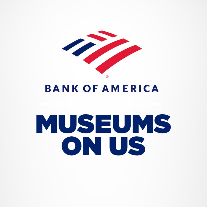 Museums on Us – May