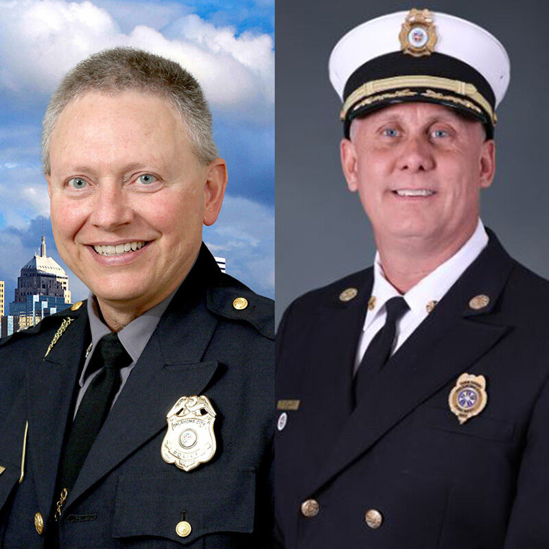 Better Conversations – Chief Wade Gourley and Chief Richard Kelley