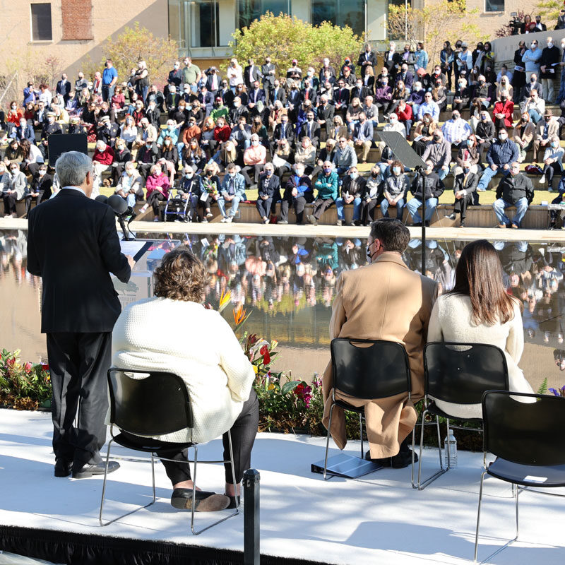 26th Anniversary Remembrance Ceremony