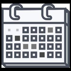 icon schedule 240x