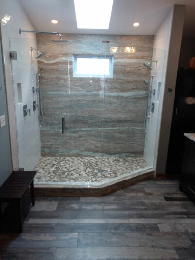 Bathroom Remodel, JAX Construction
