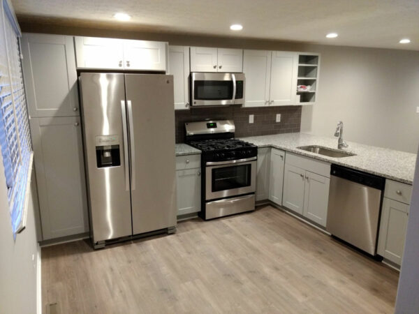JAX Construction Kitchen Remodel