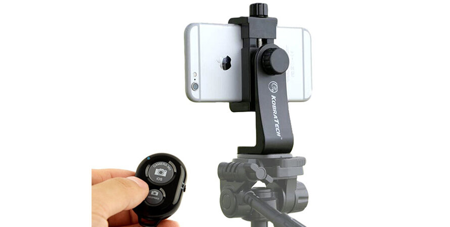 Best Smartphone Tripod Mounts In 2019