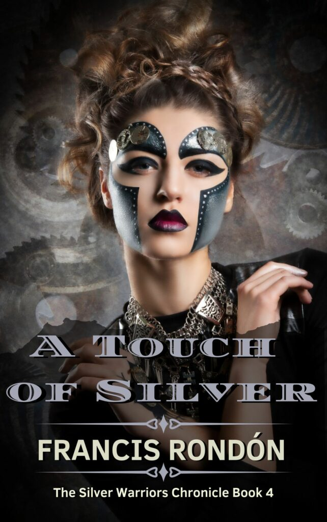 Book Cover: A Touch of Silver (Coming in 2020)