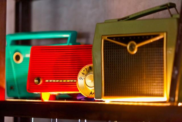 old-radios