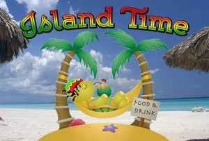 Island time table card 3