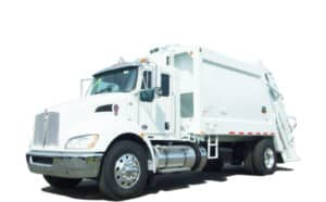 20 Yard Rear Load Garbage Trucks For Sale