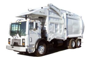 Front Load Garbage Trucks For Sale