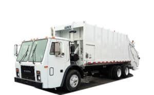 Large Rear Load Garbage Trucks For Sale