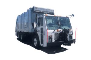 split body truck