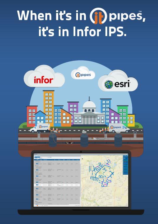 ITpipes Infor Esri