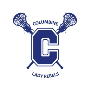 Lady Rebel Lax Logo