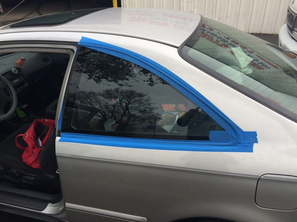 Auto Glass Window Replacement