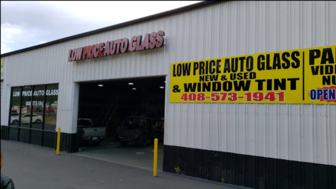 Low Price Auto glass San Jose