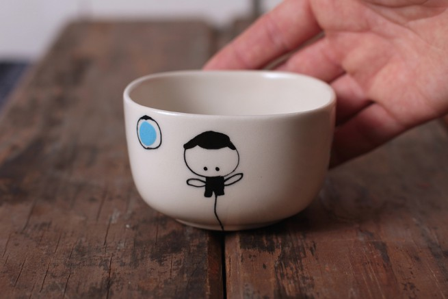 Charlie Cup or Small Bowl
