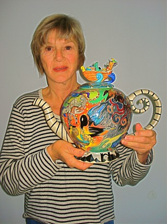 Carol Teapot